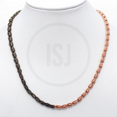 Designer Dual Plating Chain For Men