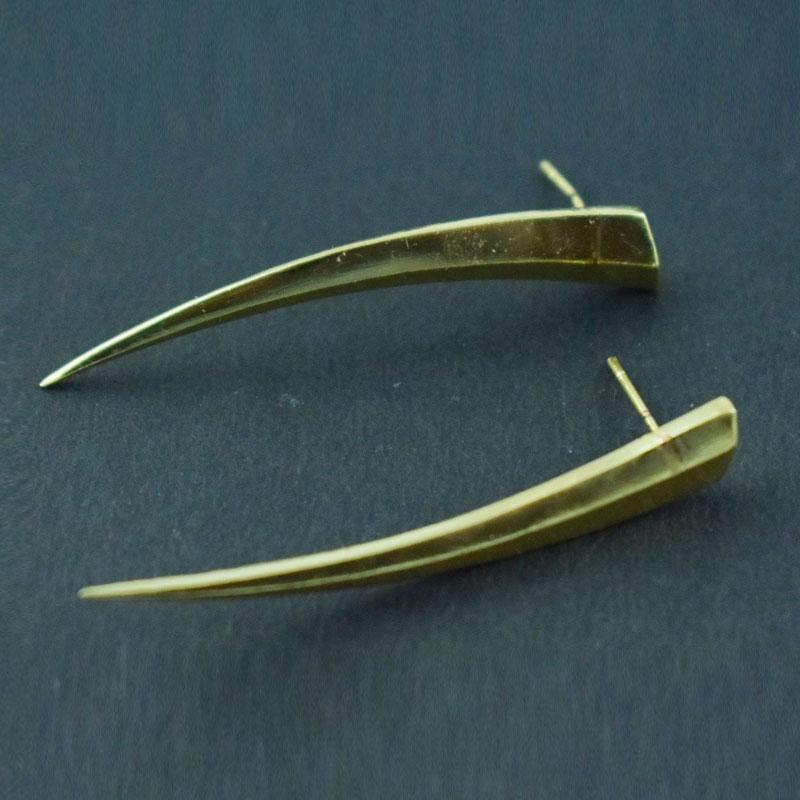 New Fashion Sword Look Long Sword Earrings Art Jewelry Free Shipping