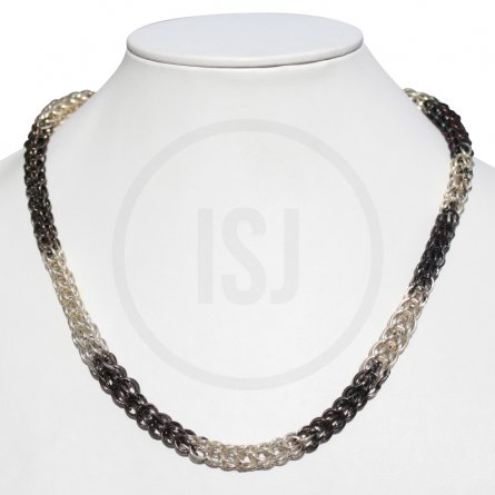 Handmade Dual Plating Chain For Men